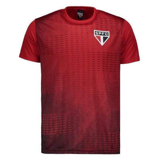 Camisa São Paulo Masculina - Vermelho