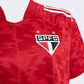 Camisa São Paulo Pré-Jogo 21/22 Adidas Feminina