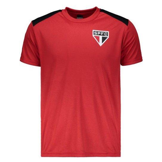 Camisa São Paulo Vince Masculina - Vermelho
