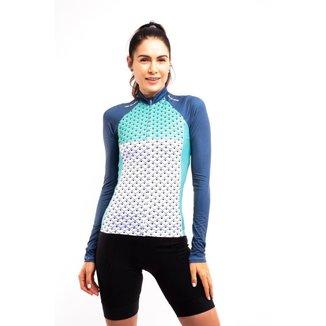 Camisa Scape Acqua ML Feminina