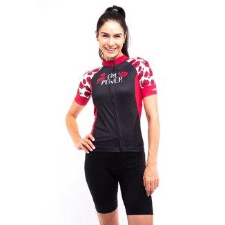 Camisa Scape Girl Power Feminina