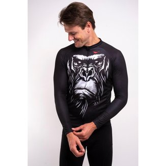Camisa Scape Monkey ML Masculina