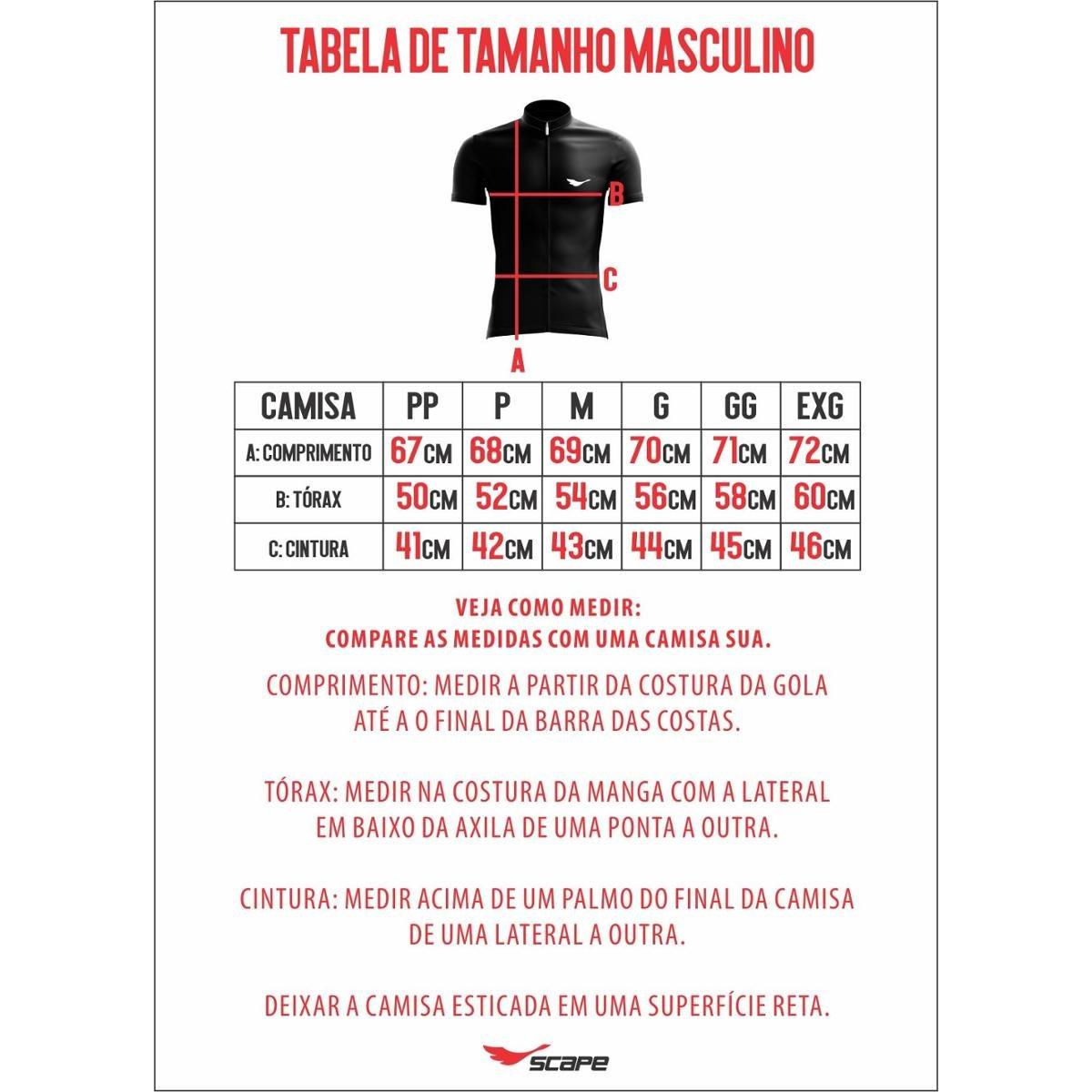 Camisa Scape Red Bull Ciclismo Tradicional - Compre Agora  a238c118eea