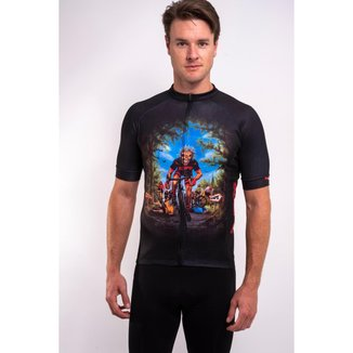 Camisa Scape Rock Cycling Masculina