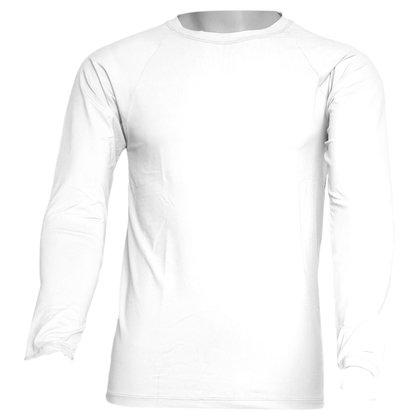 Camisa Segunda Pele Manga Longa em Poliamida C/ Elastano UV
