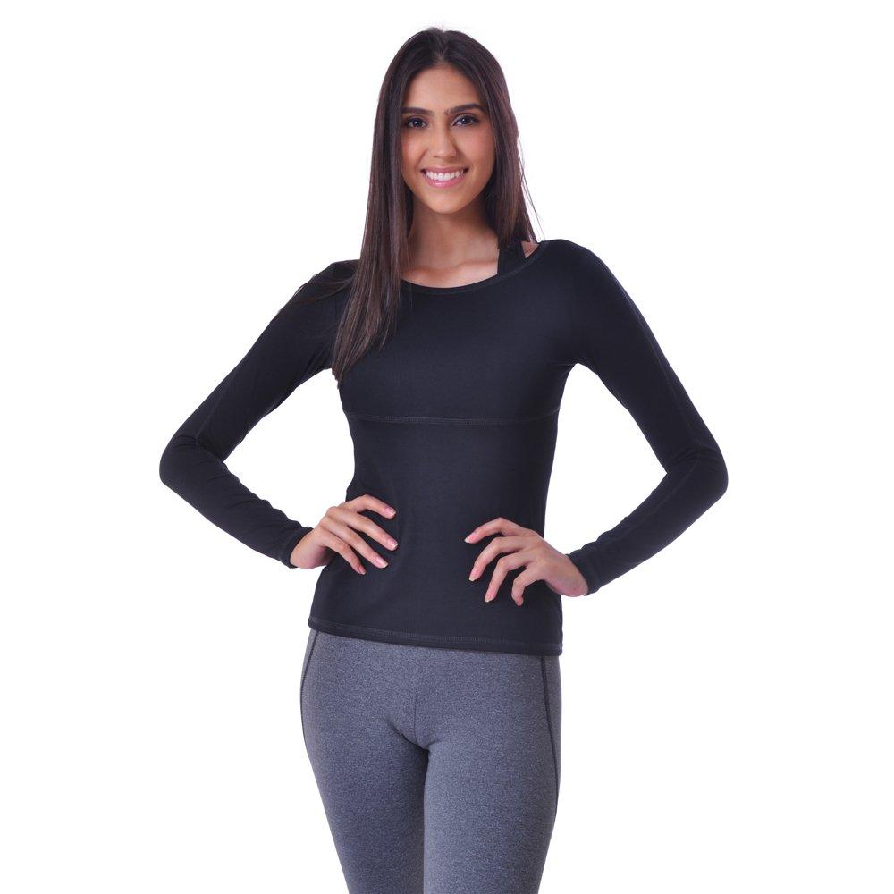 285087fd69782 Camisa Segunda Pele Trancador Feminina - Compre Agora
