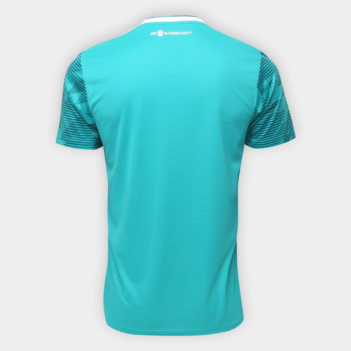 ... Camisa Seleção Alemanha Away 18 19 s n° Torcedor Adidas Masculina ... 8364de3b1b564