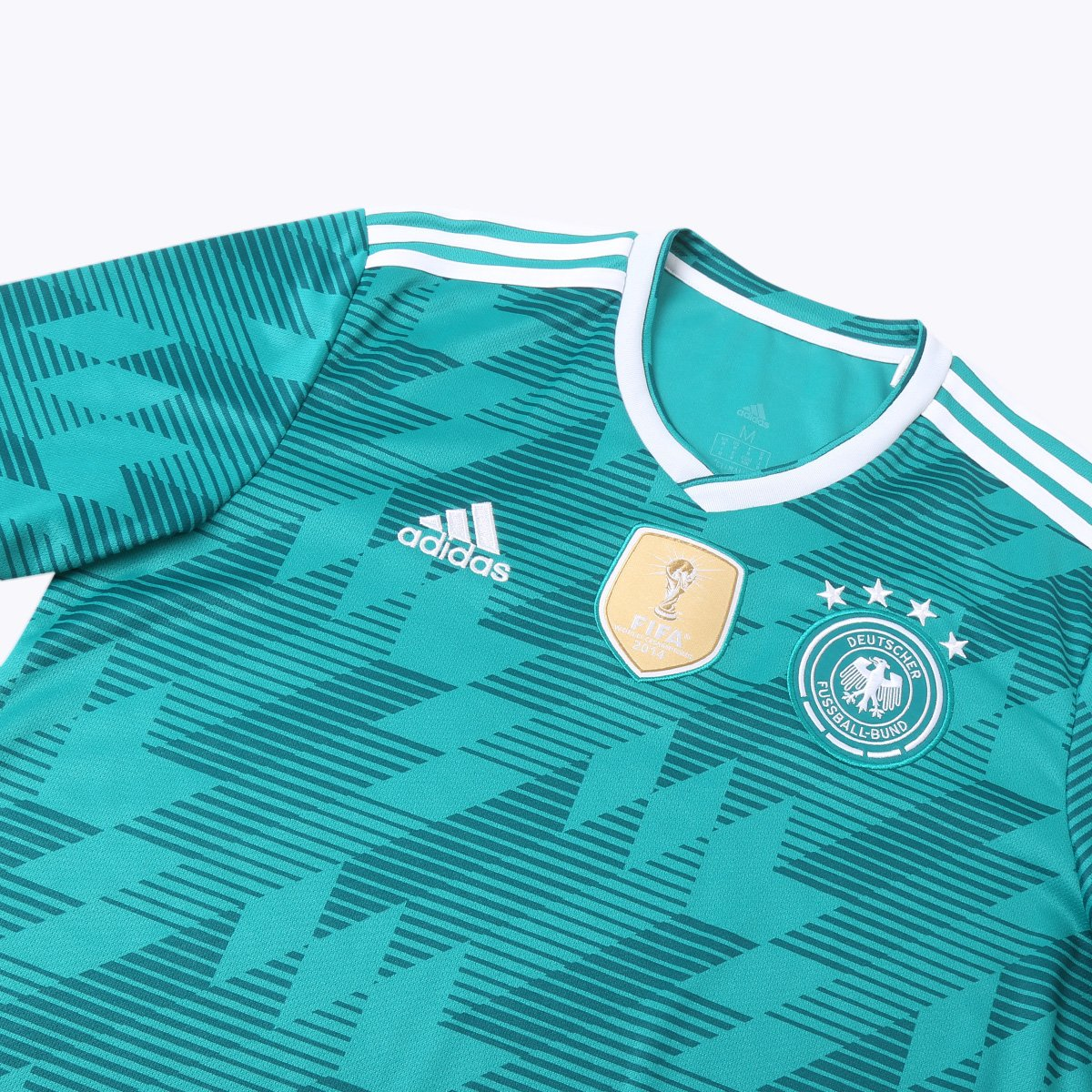 ca0cc638b7 Camisa Seleção Alemanha Away 18 19 s n° Torcedor Adidas Masculina ...