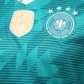 Camisa Seleção Alemanha Away 2018 n° 8 Kroos - Torcedor Adidas Masculina