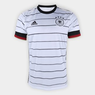 Camisa Seleção Alemanha Home 19/20 - Torcedor s/nº Adidas Masculina