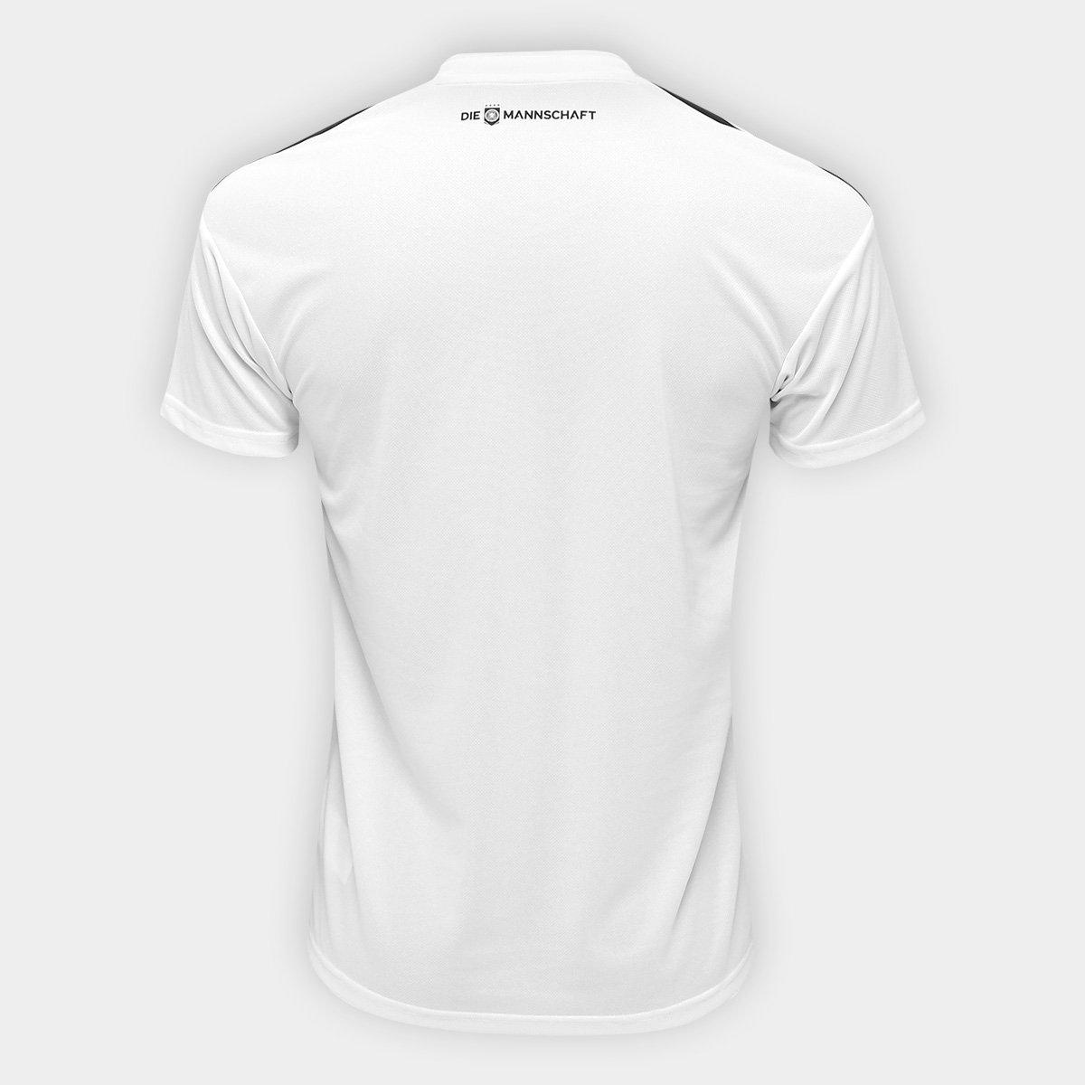 ... Camisa Seleção Alemanha Home 2018 s n° Torcedor Adidas Masculina ... c9a46067996ad
