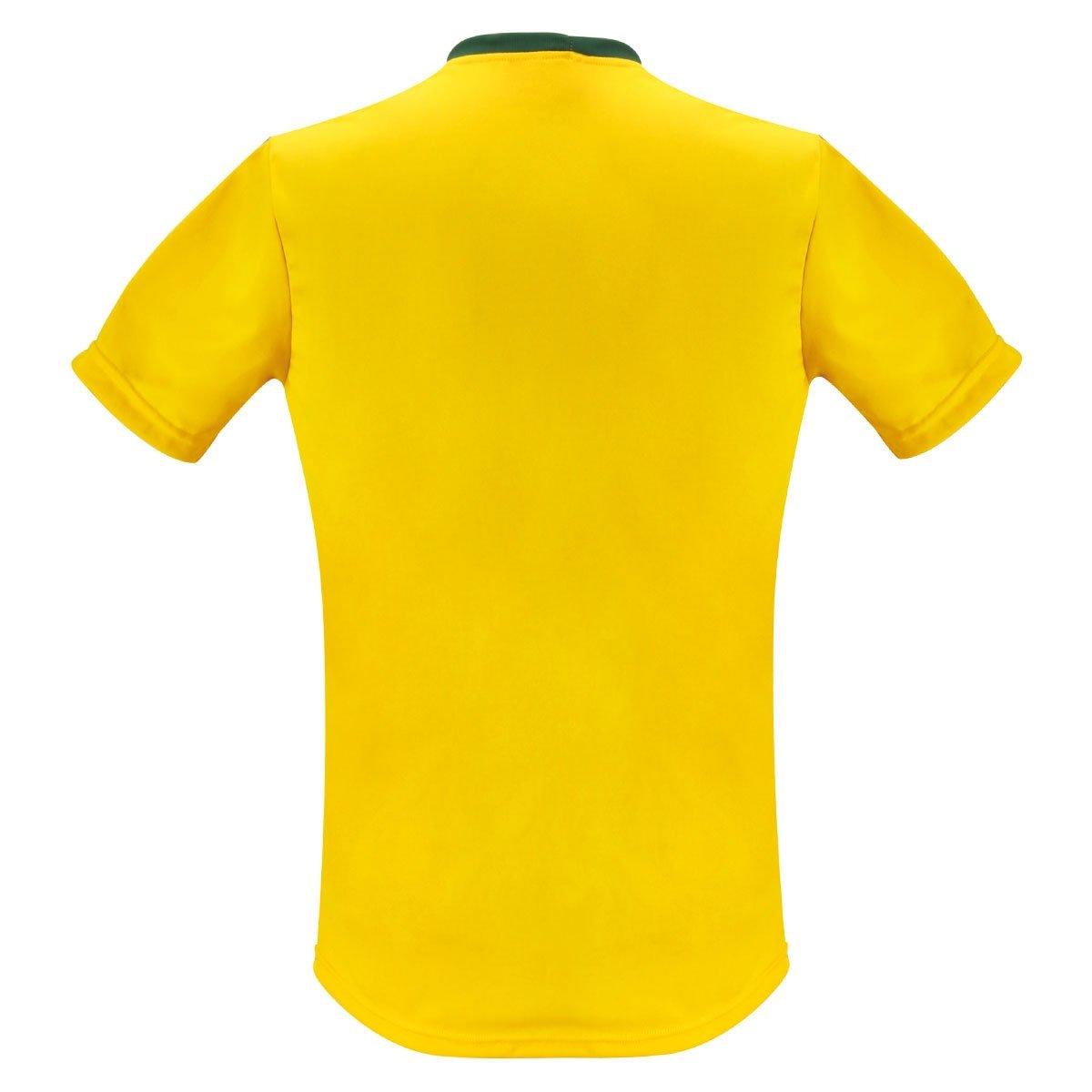 Camisa Seleção Brasil Copa Fan Super Bolla Masculina - Compre Agora ... 8ff041c27c