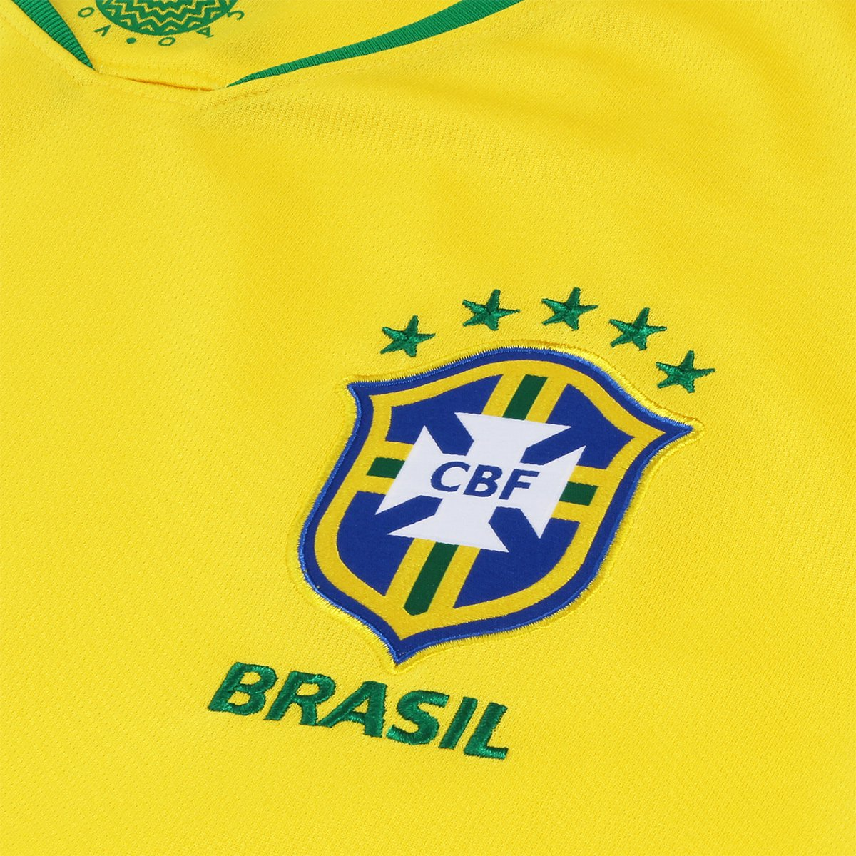 0d1a32375b ... Camisa Seleção Brasil I 2018 nº 9 G. Jesus - Torcedor Nike Masculina ...