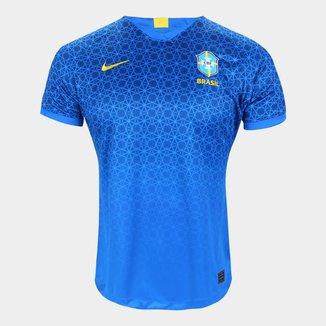 Camisa Seleção Brasil II 20/21 s/nº Torcedor Nike Feminina