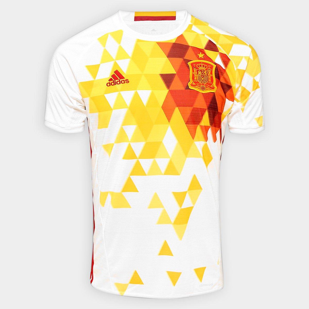 415f51d335 Camisa Seleção Espanha Away 2016 s nº Torcedor Adidas Masculina - Compre  Agora