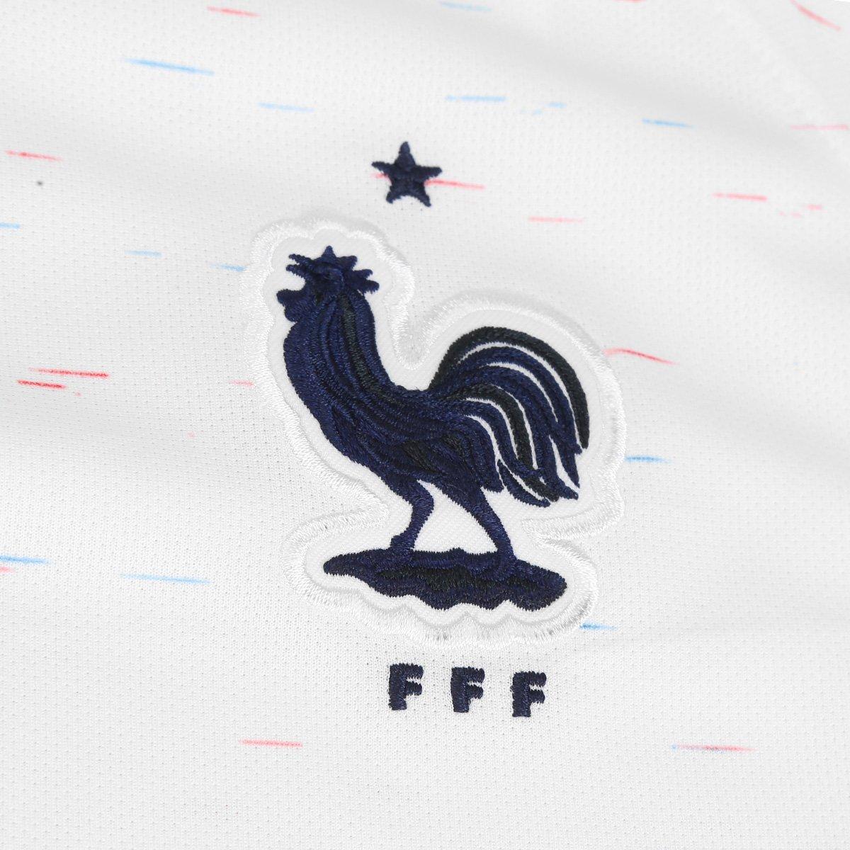 ... Camisa Seleção França Juvenil Away 2018 s n° - Torcedor Nike ... 90b08befd0d07