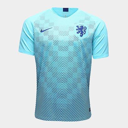 A Camisa Seleção Holanda Away 2018 s n° Torcedor Nike Masculina é digna de f1c6b6d7a5016
