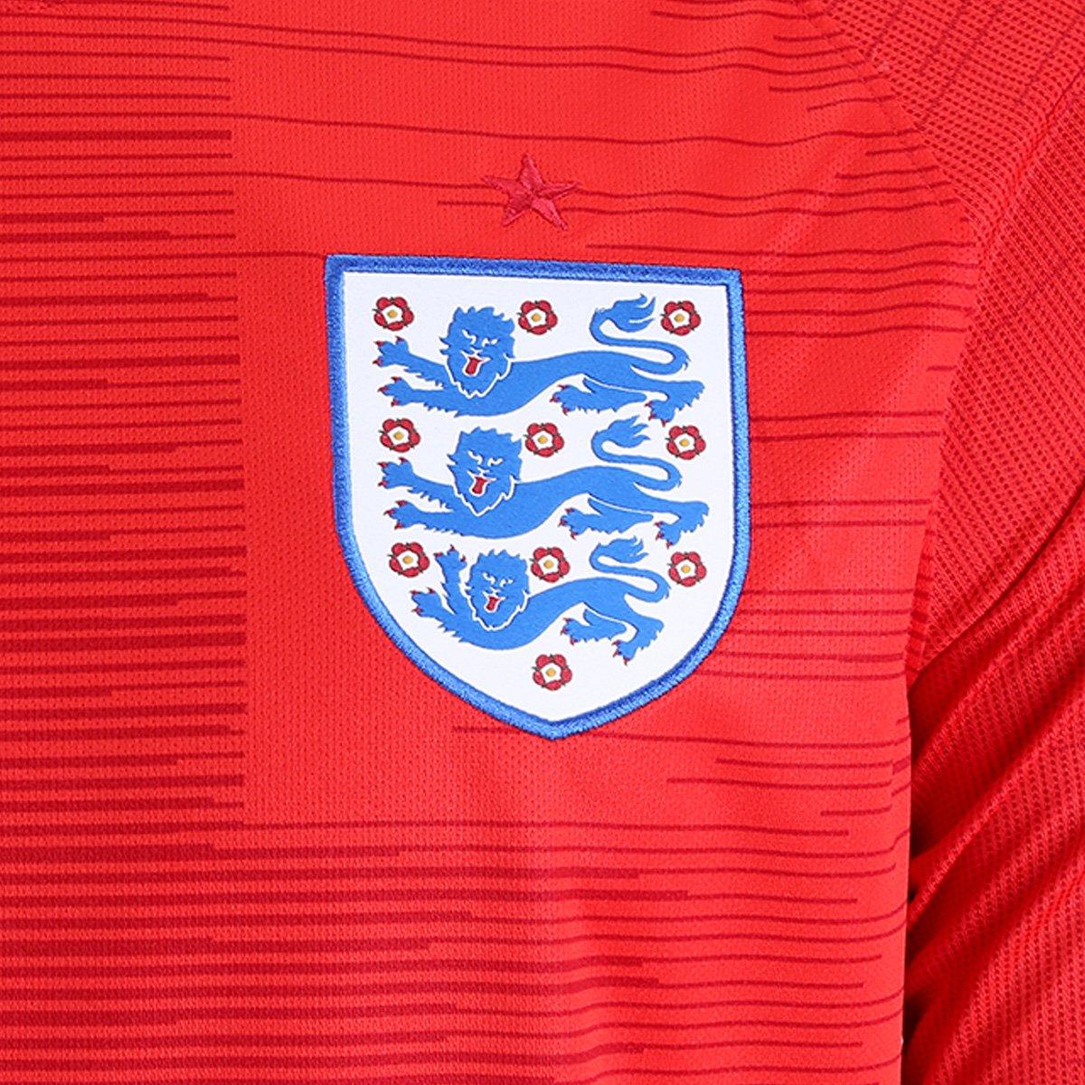 ... Camisa Seleção Inglaterra Away 2018 s n° Torcedor Nike Masculino ... fabe97eef1f9c