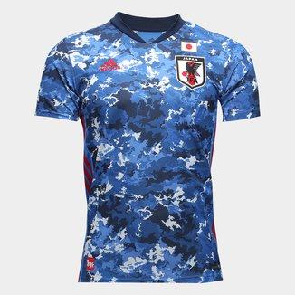 Camisa Seleção Japão Away 20/21 s/n° Torcedor Adidas Masculina