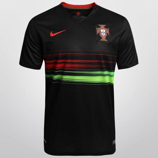 ir de compras Inmundo sonrojo  Camisa Seleção Portugal Away 15/16 s/nº Torcedor Nike Masculina | Netshoes