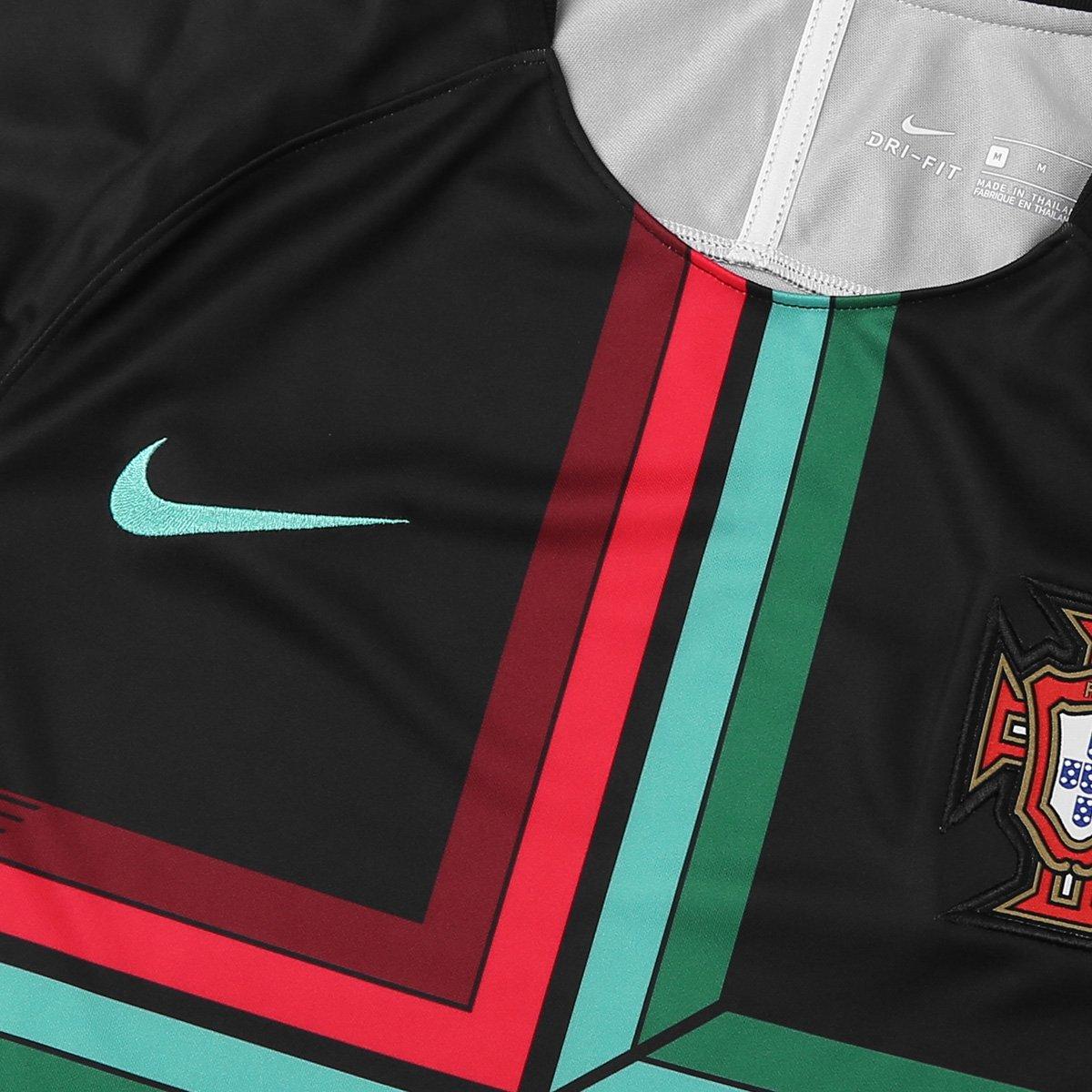 74c49ff5ba Camisa Seleção Portugal Dry Squad SS Nike Masculina - Compre Agora ...