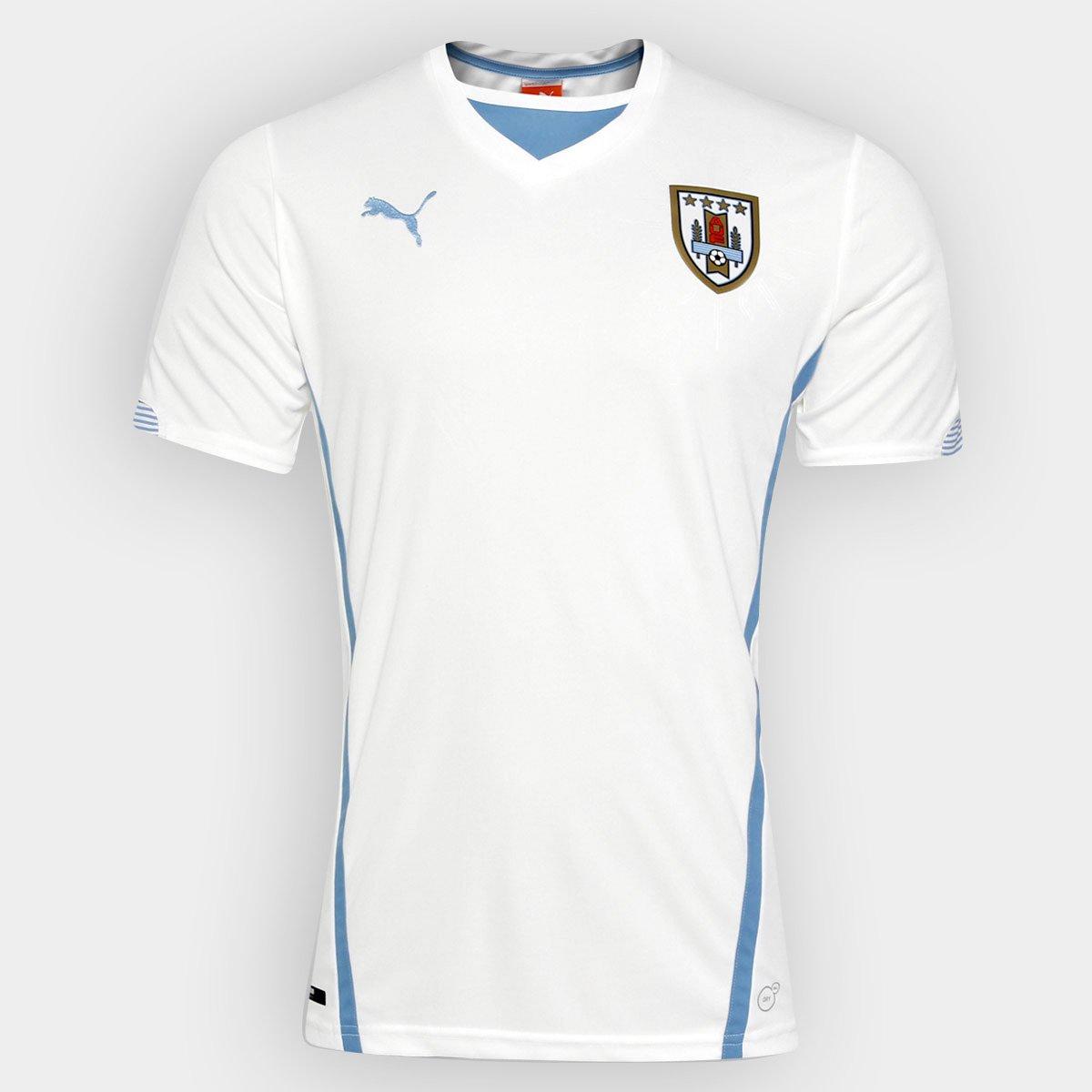 Camisa Seleção Uruguai Away 14 15 s nº - Torcedor Puma Masculina - Compre  Agora  8aaa469c3fb82