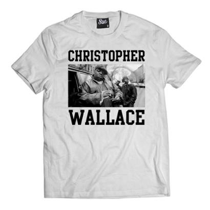 Camisa Skull Clothing Christopher Wallace Masculina