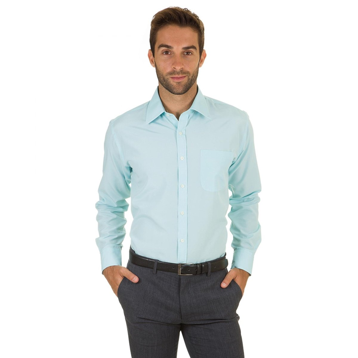 62d084524c Camisa Social Colombo Masculino | Netshoes