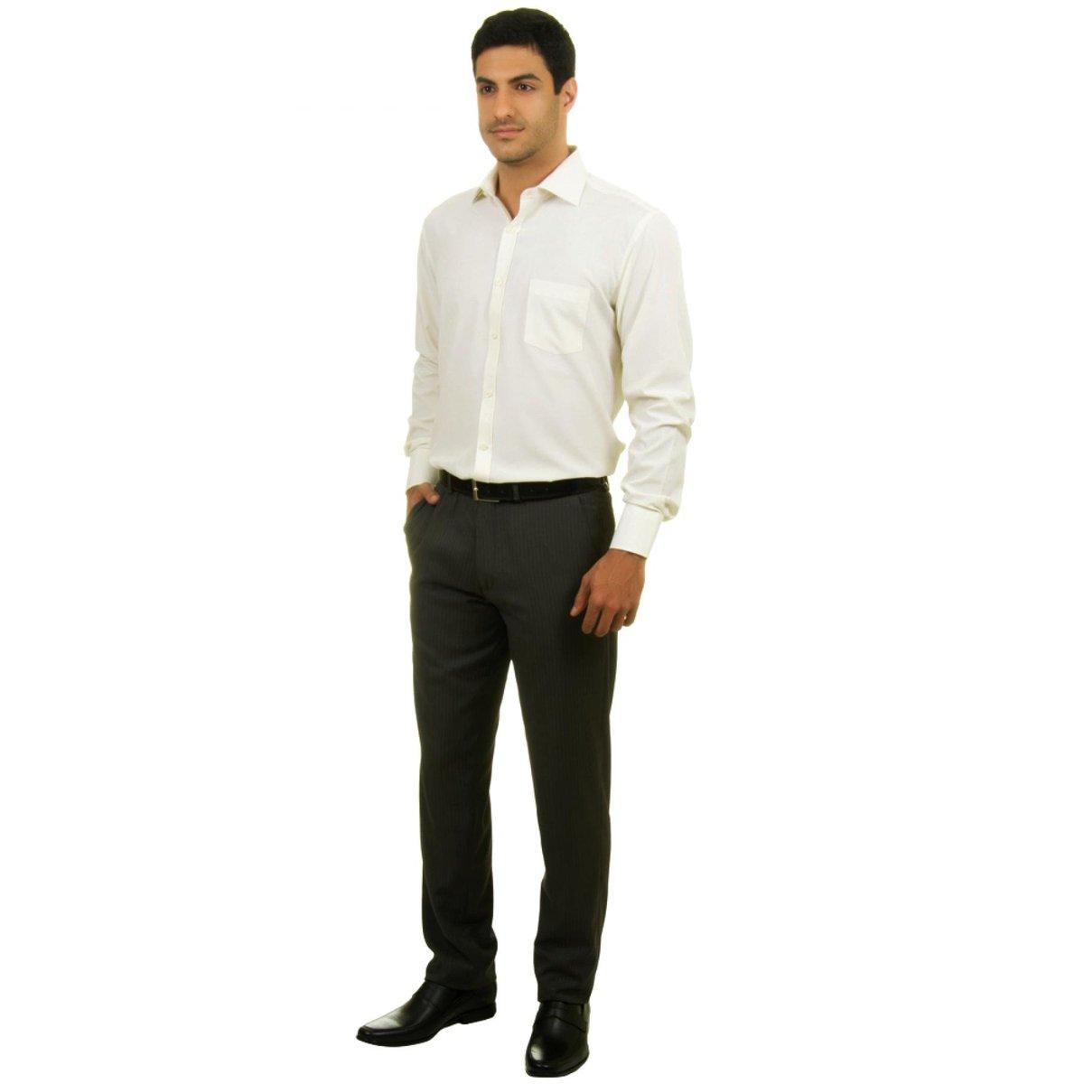 Camisa Social Masculino - Compre Agora  470d652c3763a