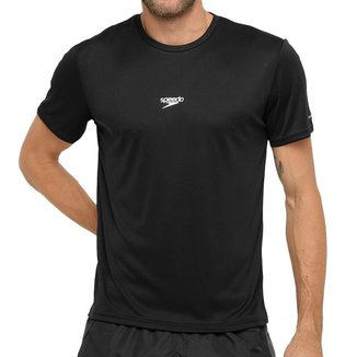 Camisa Speedo Interlock Fastdry Sportwear Masculino 071688