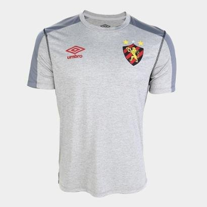 Camisa Sport Recife 19/20 Aquecimento Umbro Masculina - Masculino