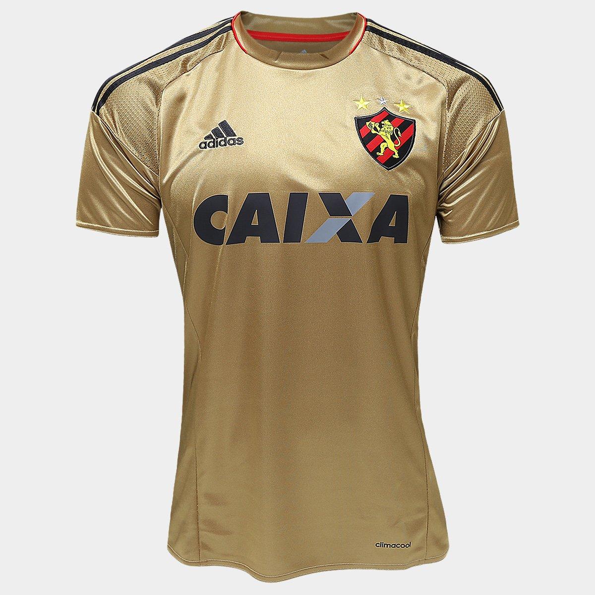 92260834ea30b Camisa Sport Recife 2016 III s nº Torcedor Adidas Masculina - Compre Agora