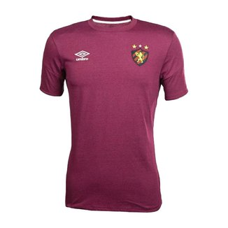 Camisa Sport Recife 2020/2021 Oficial Concentração Treino Atleta