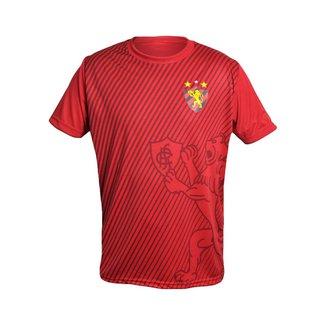 Camisa Sport Recife 2021 Treino Leão da Ilha Vermelha
