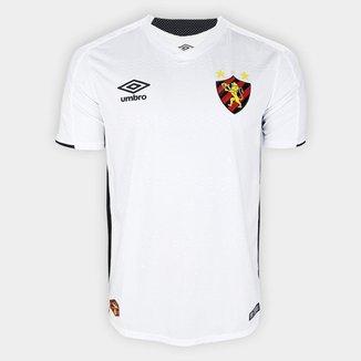 Camisa Sport Recife II 19/20 s/nº Jogador Umbro Masculina