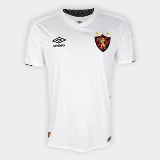 Camisa Sport Recife II 19/20 s/nº Torcedor Umbro Masculina