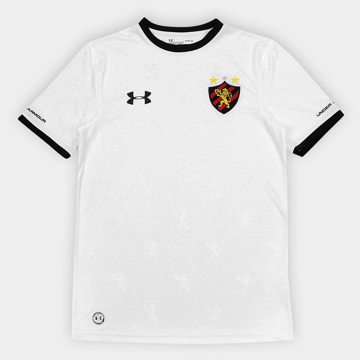 9923a86cdf ... Camisa Sport Recife II 2018 Nº 30 Gabriel - Torcedor Under Armour  Masculina ...