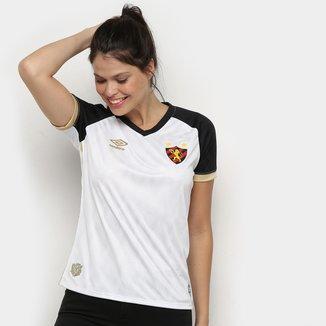 Camisa Sport Recife II 20/21 s/n° Estádio Umbro Feminina