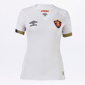 Camisa Sport Recife II 21/22 s/n° Torcedor Umbro Feminina