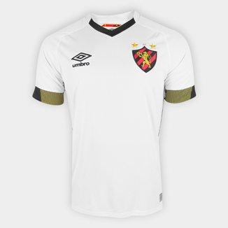 Camisa Sport Recife II 21/22 s/n° Torcedor Umbro Masculina