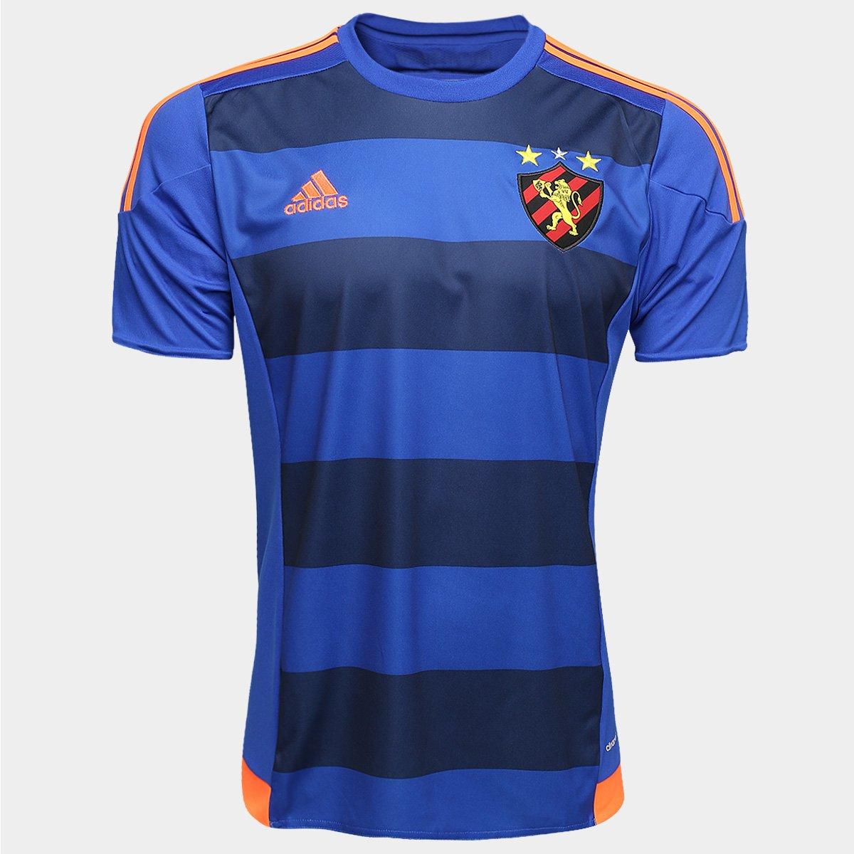 1f8bcda385 Camisa Sport Recife III 15 16 s nº - Torcedor Adidas Masculina - Compre  Agora