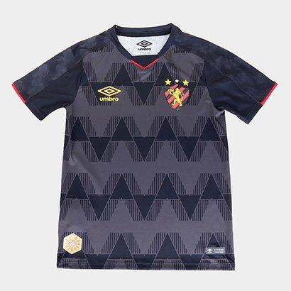 Camisa Sport Recife Infantil III 19/20 s/nº Torcedor Umbro - Masculino