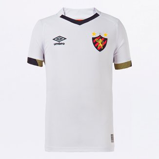 Camisa Sport Recife Juvenil II 21/22 s/n° Torcedor Umbro