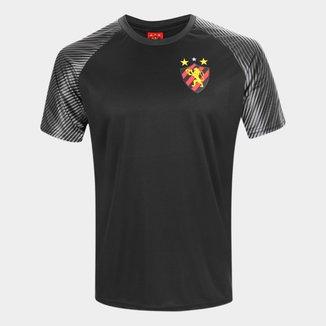 Camisa Sport Recife Raglan Masculina