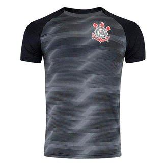Camisa Spr Corinthians Scrawl Masculina