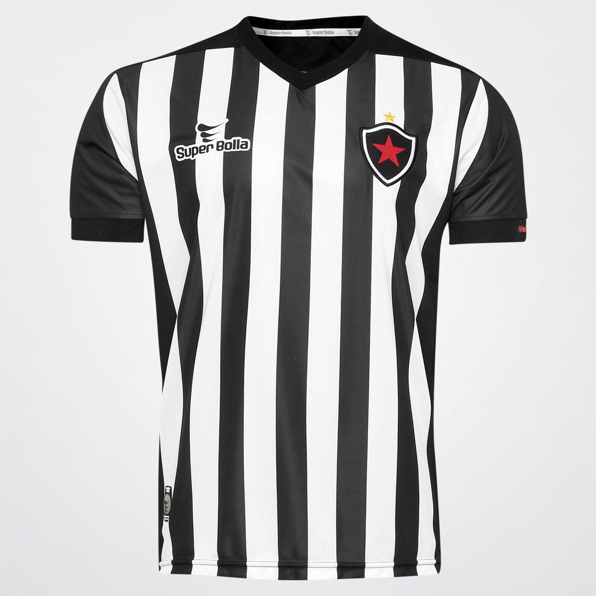 b78150034c Camisa Super Bolla Botafogo Paraiba I 2016 s nº - Jogador - Compre Agora