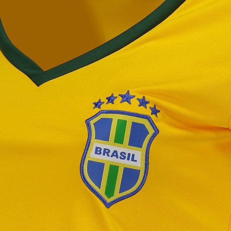 471f542846 Camisa Super Bolla Brasil Torcedor 2018 Feminina - Compre Agora ...