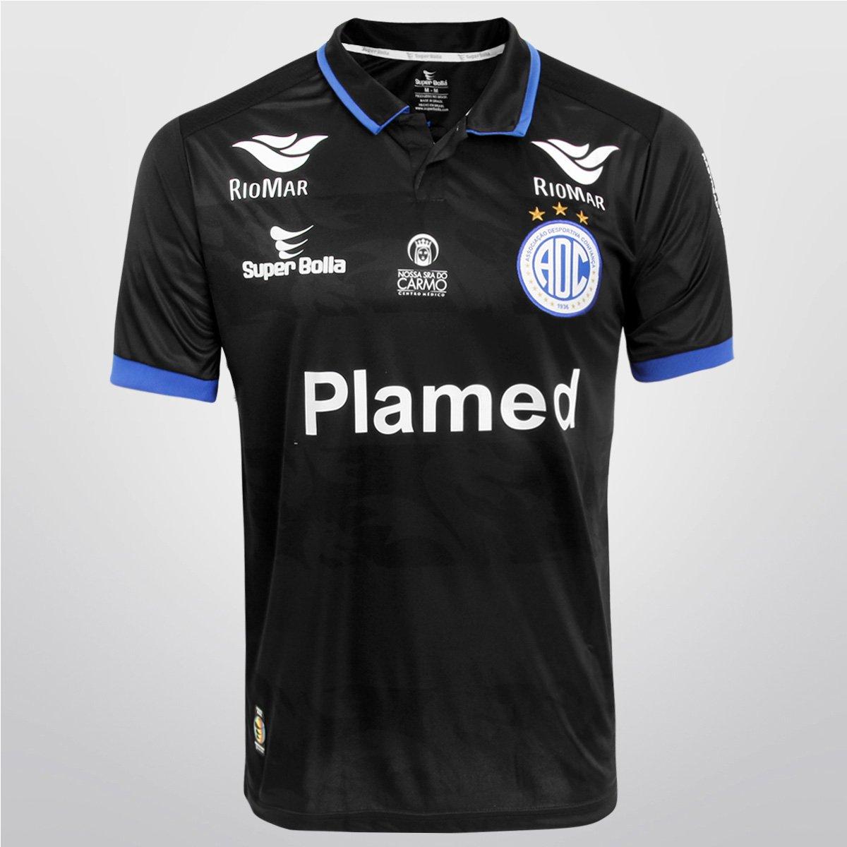 Camisa Super Bolla Confiança III 2015 nº 10 - Jogador - Compre Agora ... 7fcde5289a474