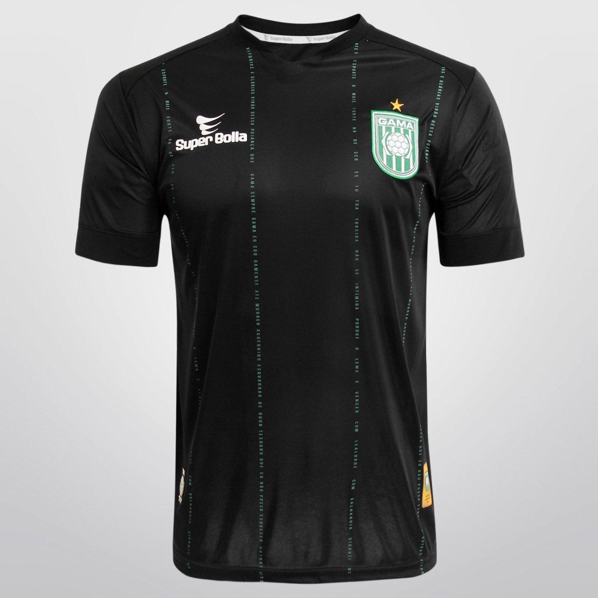 Camisa Super Bolla Gama III 2015 nº 10 - Jogador - Compre Agora ... b9d0713e6a8a8