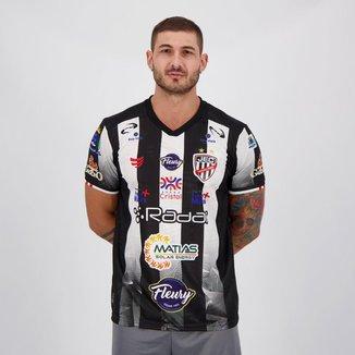 Camisa Super Bolla Jaraguá I 2021 Masculina